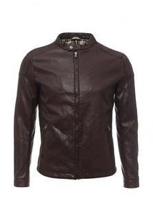 Купить мужские кожаные куртки бордовые в интернет-магазине Lookbuck 001f7bae730