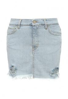 Юбка джинсовая Met