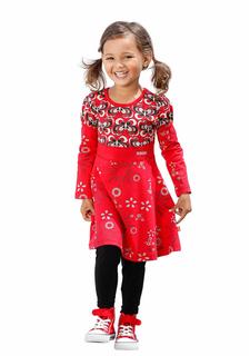 Комплект: платье + легинсы KIDOKI