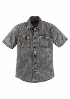 Джинсовая рубашка Buffalo