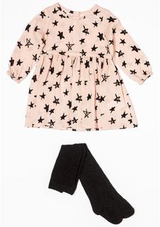 Комплект: платье + лосины MINOTI