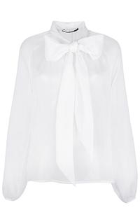 шифоновая блузка La Reine Blanche