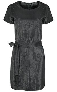 платье с поясом La Reine Blanche