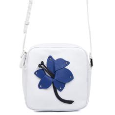 Кожаная сумка с аппликацией Palio