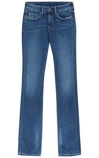 джинсы с потертостями Pepe Jeans London
