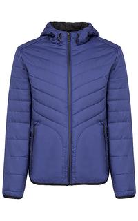 Утепленная мужская куртка с капюшоном Jorg Weber
