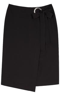 юбка с запахом La Reine Blanche