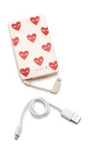 Портативное зарядное устройство Fancy Heart Sonix