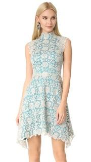 Кружевное платье Izzy с высоким вырезом Catherine Deane
