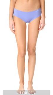 Трусики-шорты с низкой талией Invisibles Calvin Klein