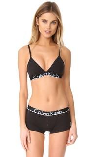 Бюстгальтер Calvin Klein ID с треугольными чашечками
