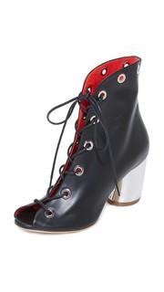 Ботильоны на шнуровке Proenza Schouler