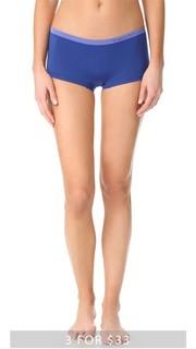 Бесшовные трусики-шорты Pure Calvin Klein
