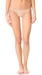 Прозрачные бикини на завязках Marq Calvin Klein