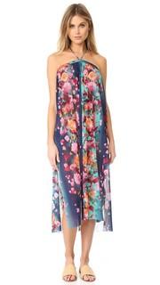 Пляжное платье на купальник Fuzzi
