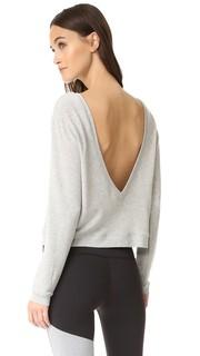 Укороченный пуловер Deux Splits59