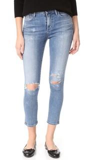 Укороченные джинсы Rocket с высокой посадкой Citizens of Humanity