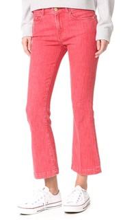 Укороченные буткат-джинсы Le Color Frame
