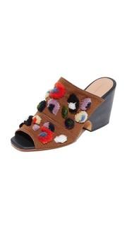 Туфли без задников Dahl Rachel Comey