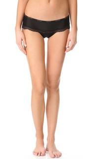 Прозрачные кружевные трусики с низкой посадкой Marq Calvin Klein