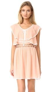 Расклешенное платье с вырезом на талии. Endless Rose