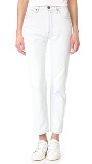 Непринужденные прямые джинсы Benefit с высокой посадкой Goldsign