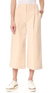 Широкие укороченные брюки Phyllis Jenny Park