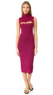 Вязаное платье Jerica Ronny Kobo