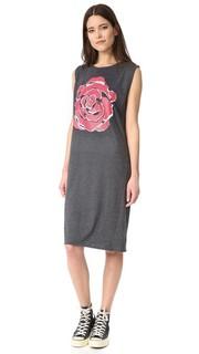 Платье Rose без рукавов 6397