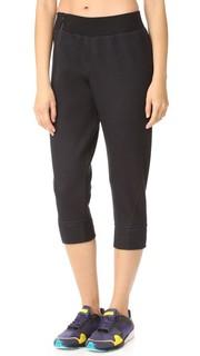 Спортивные брюки Essentials длиной три четверти Adidas by Stella Mc Cartney
