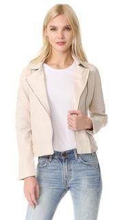 Куртка Stafford с эффектом стираной кожи BB Dakota