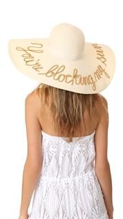 Шляпа Sunny Youre Blocking My Sun Eugenia Kim
