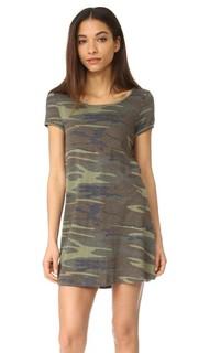 Платье Connor с камуфляжным рисунком Z Supply