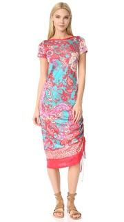 Платье с короткими рукавами Fuzzi