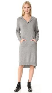 Платье-свитер с капюшоном Darby Jenny Park
