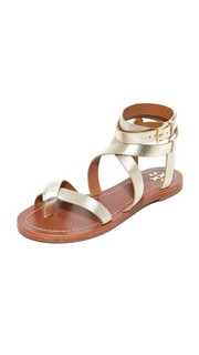 Сандалии Patos Tory Burch