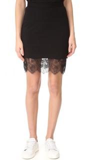 Кружевная юбка Carven
