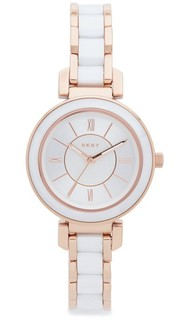 Керамические часы Ellington Dkny