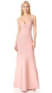 Вечернее платье Cambria Herve Leger