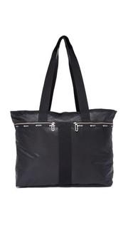 Объемная сумка с короткими ручками Street Le Sportsac