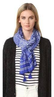 Овальный шарф с принтом в стиле банданы Rebecca Minkoff