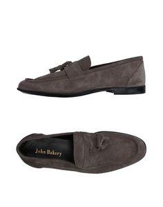 Мокасины John Bakery