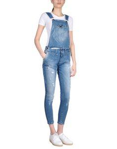 Брючный комбинезон Klixs Jeans