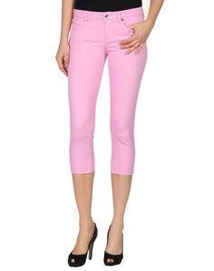 Джинсовые брюки-капри M.Grifoni Denim