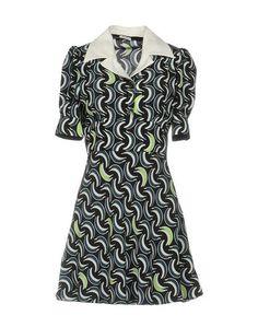 Короткое платье Miu Miu