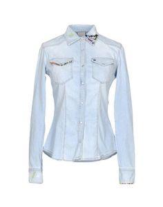Джинсовая рубашка People