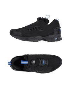 Низкие кеды и кроссовки Reebok THE Pump