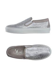 Низкие кеды и кроссовки AGL Attilio Giusti Leombruni