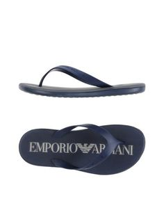 Вьетнамки Emporio Armani