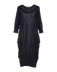 Платье до колена YS Yohji Yamamoto